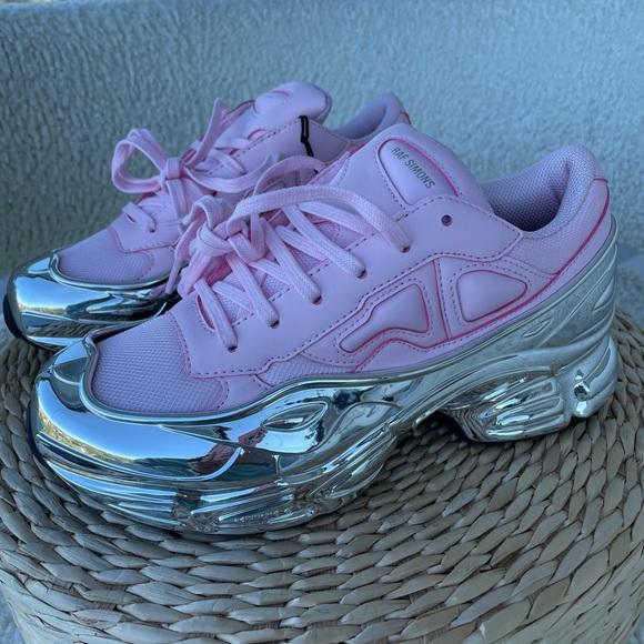 Raf Simons x Ozweego 'Mirrored - Clear Pink'